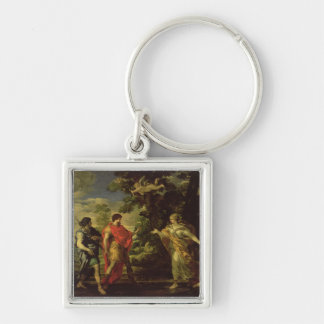 Venus Appearing to Aeneas as a Huntress, c.1635 (o Keychain