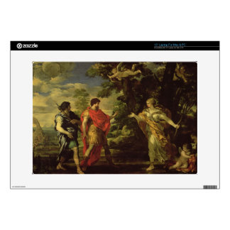 Venus Appearing to Aeneas as a Huntress, c.1635 (o Laptop Decals