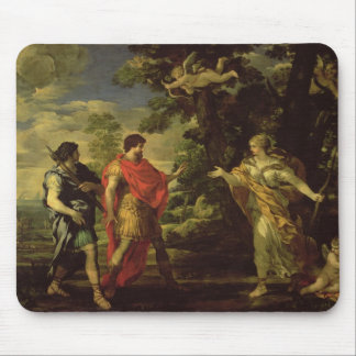 Venus Appearing to Aeneas as a Huntress, c.1635 (o Mouse Pad