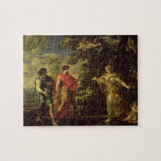 Venus Appearing to Aeneas as a Huntress, c.1635 (o Jigsaw Puzzles