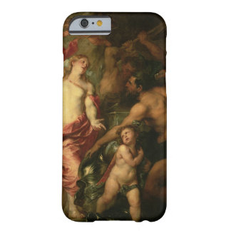 Venus asking Vulcan for the Armour of Aeneas (oil Barely There iPhone 6 Case