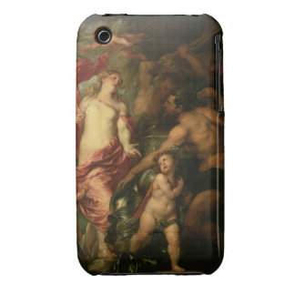 Venus asking Vulcan for the Armour of Aeneas (oil Case-Mate iPhone 3 Case