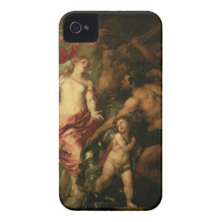 Venus asking Vulcan for the Armour of Aeneas (oil iPhone 4 Case-Mate Cases