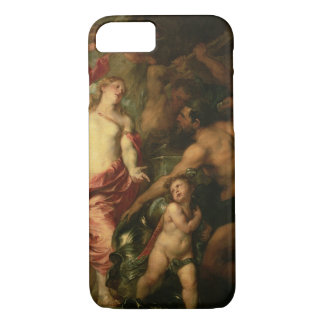 Venus asking Vulcan for the Armour of Aeneas (oil iPhone 7 Case