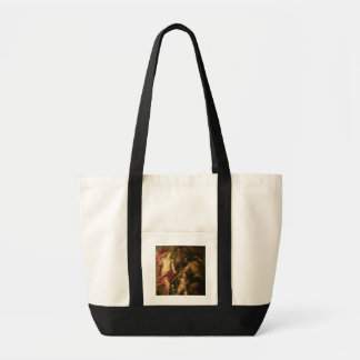 Venus asking Vulcan for the Armour of Aeneas (oil Tote Bag