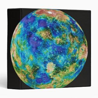 "Venus bajo color falso carpeta 1 1/2"""