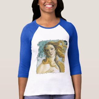 Venus Botticelli puzzle T-Shirt