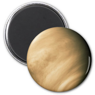 VENUS by Mariner 10 NASA flyby photo Magnets