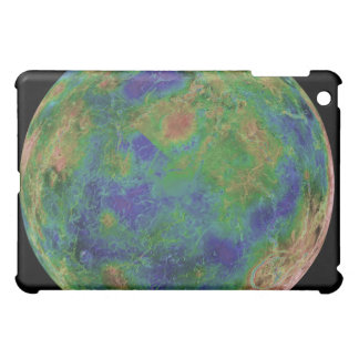 Venus centered on the South Pole iPad Mini Case