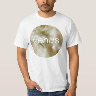 Venus Circle Texture Planet Shirt