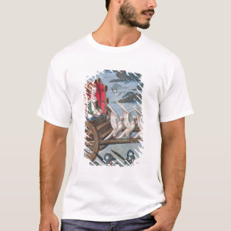 Venus comes to the rescue on a chariot drawn T-Shirt