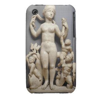 Venus con el putti, un tritón y un delfín, iPhone 3 Case-Mate carcasa
