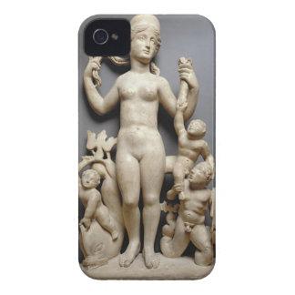 Venus con el putti, un tritón y un delfín, iPhone 4 cárcasas