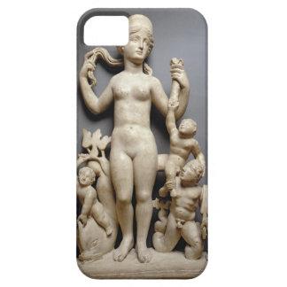 Venus con el putti, un tritón y un delfín, iPhone 5 fundas