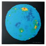 Venus, datos de alta resolución de la gravedad azulejo cerámica