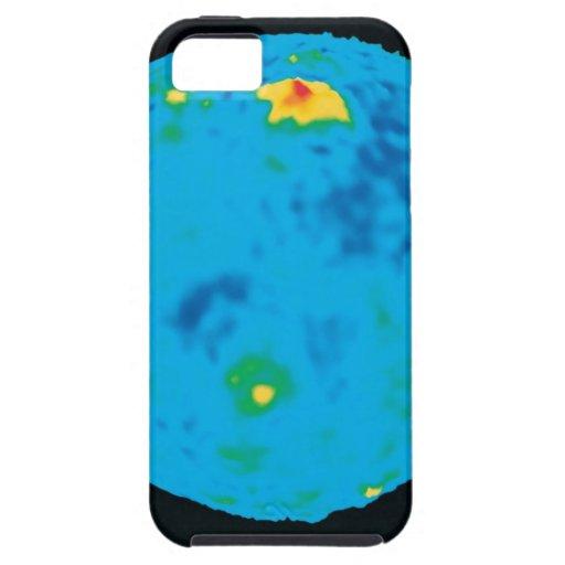 Venus, datos de alta resolución de la gravedad iPhone 5 coberturas