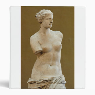 Venus de Milo Vinyl Binder