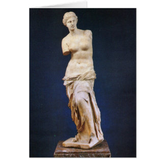 Venus de Milo Card