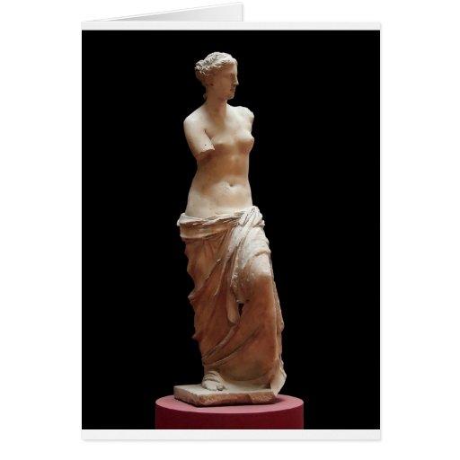 Venus de Milo Felicitaciones