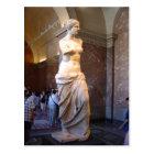 Venus de Milo in the Louvre Paris France David Mon Postcard
