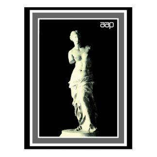 Venus De Milo Post Card