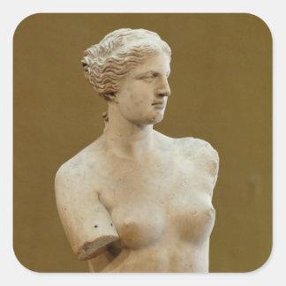Venus de Milo Square Sticker