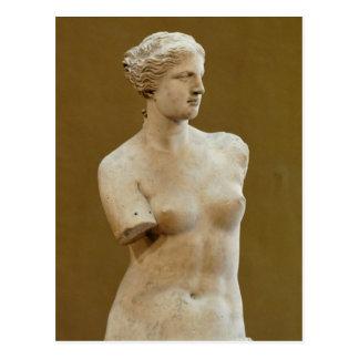 Venus de Milo Tarjeta Postal