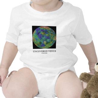 Venus destapado (astronomía del planeta) traje de bebé