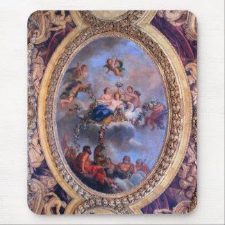 Venus Drawing Room - Versailles Mouse Pad