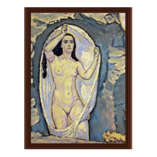 Venus en la gruta de Moser Koloman (la mejor calid Postal