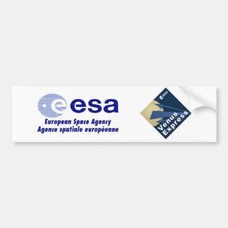 Venus Express (VEX) Bumper Sticker