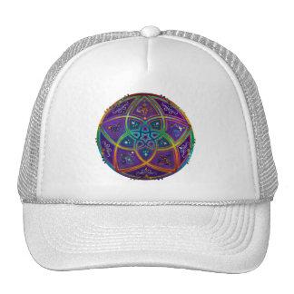 Venus Flower of Love fineART Oriental Antique lila Trucker Hat