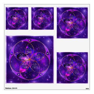 Venus Flower of Love fineART Universe Wall Sticker