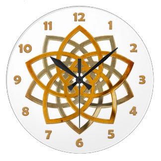 VENUS FLOWER / Venusblume Bi Color / clock face