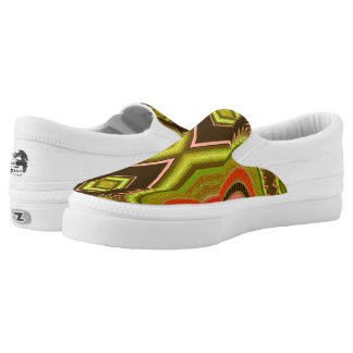 Venus Fly Trap Slip Ons by Louisa Catharine Design