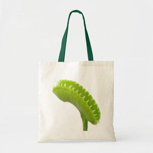 Venus Fly Trap Tote Bag