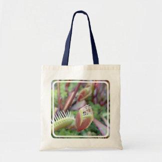 Venus Flytrap Canvas Bag