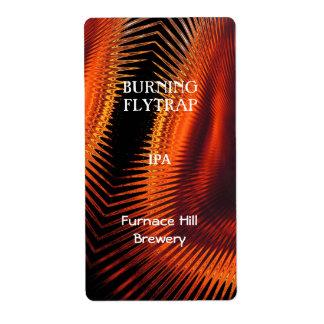 Venus Flytrap~ Beer Label