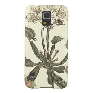 Venus Flytrap Botanical Illustration Galaxy S5 Case