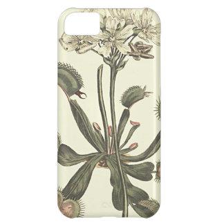 Venus Flytrap Botanical Illustration iPhone 5C Cover