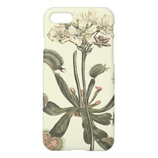Venus Flytrap Botanical Illustration iPhone 7 Case