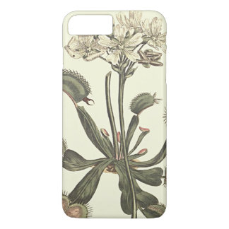 Venus Flytrap Botanical Illustration iPhone 7 Plus Case