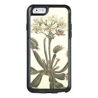 Venus Flytrap Botanical Illustration OtterBox iPhone 6/6s Case