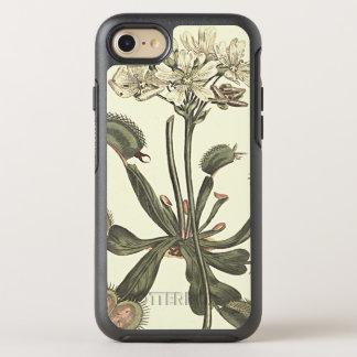 Venus Flytrap Botanical Illustration OtterBox Symmetry iPhone 7 Case