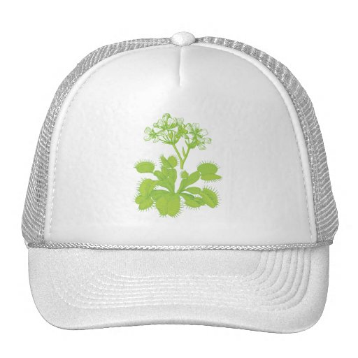 Venus Flytrap Cap Trucker Hat