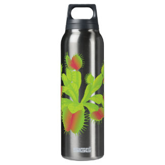 Venus Flytrap Carnivorous Plant 16 Oz Insulated SIGG Thermos Water Bottle