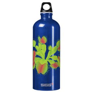 Venus Flytrap Carnivorous Plant Water Bottle