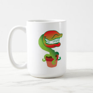 Venus Flytrap Cartoon mug