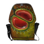 Venus Flytrap Courier Bags