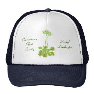 Venus Flytrap Gardening Cap Trucker Hat